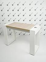 Стол для маникюра модульный маникюрная стильная мебель для салона красоты Velmi 141