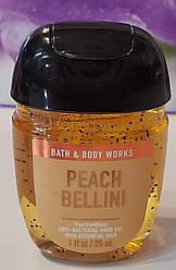 "Антисептик Bath and Body Works ""PEACH BELLINI"""