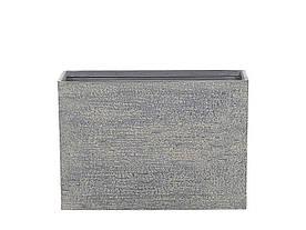 Горщик для квітів 34 x 80 x 56 cm EDESSA сірий