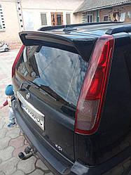 Спойлер Nissan X-trail T30 тюнинг козырек заднего стекла