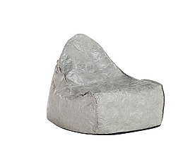 Сірий пуф для крісла DROP