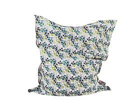 Сумка-пуф, разноцветный дизайн, 140 x 180 см