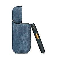 Чехол Primo Jeans для IQOS 2.4 Plus - Dark Blue