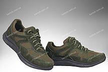 Летние облегченные кроссовки / военная спецобувь APACHE Vent (black), фото 3