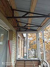 Балкон під ключ Гостомель, фото 3