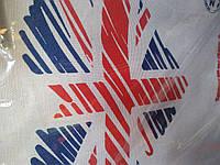 Эко-сумка ZOZ Британський флаг (Лен), фото 1