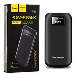 Power Bank Hoco B26 10000 mAh Original чорний