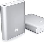 Power Bank Xiaomi Mi 10400 mAh серебристый, фото 4