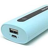 Power Bank Remax E5 5000 mAh голубой, фото 3