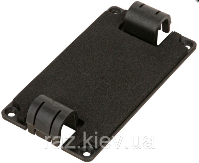 Монтажна пластина для стандартних гітарних педалей EHX nano і MXR RockBoard QuickMount Type A