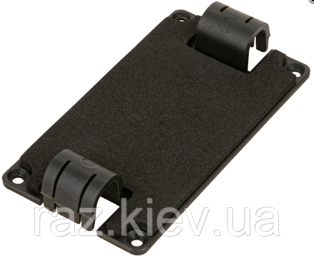 Монтажна пластина для стандартних гітарних педалей EHX nano і MXR RockBoard QuickMount Type A, фото 2