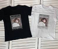 Женская футболка с изображением