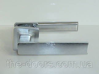 Дверна ручка TRION FLASH AL BC-P TOTAL