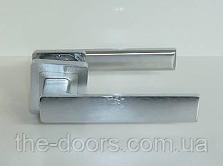 Дверная ручка TRION FLASH AL BC-P TOTAL