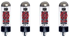 Лампа для гітарного підсилювача JJ ELECTRONIC EL34 II (Підібрана 4-ка) Для підсилювачів потужності, фото 2