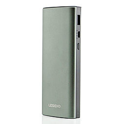 Power Bank LEGEND LD-4002 10000mAh сірий