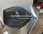 Фольгированный самоклеющийся 25мм вспененный каучук, рулон 8кв.м, фото 3