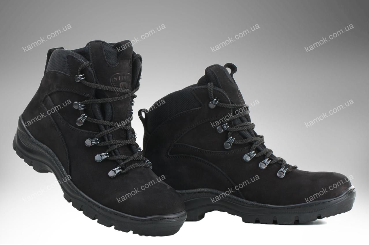 Взуття військова демісезонна / армійські, тактичні черевики ОМЕГА (чорний)