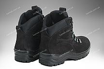 Взуття військова демісезонна / армійські, тактичні черевики ОМЕГА (чорний), фото 2
