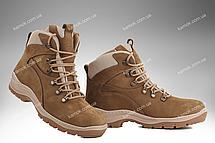 Взуття військова демісезонна / армійські, тактичні черевики ОМЕГА (чорний), фото 3