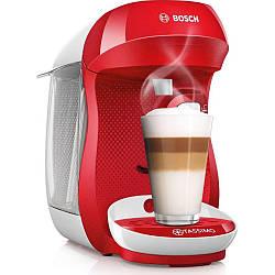 Капсульная кофемашина Bosch Tassimo  Happy Red/ White