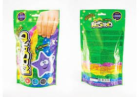 Пісок кінетичний KidSand 1000гр (пакет) Danko Toys