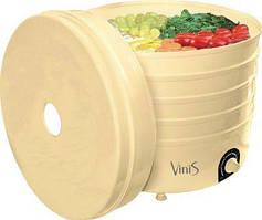 Сушка для овощей и фруктов 520Вт Vinis 520C-Ф