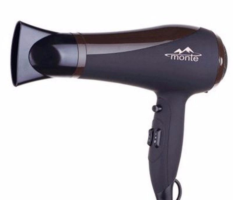 Фен 2200Вт Monte 5203-СMT***Ф