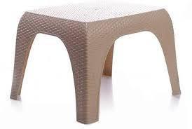 Столик пластмассовый 60х52см детский стол из ротанга Senyayla 2590 Ротанг