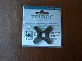 Ніж для м'ясорубки N8 Zelmer 86,3107-Ф