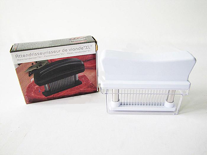 Тендерайзер - прокалыватель прямокутний на 1 лезо w 15 см, h 11 див.