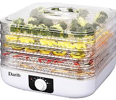 """Сушка для продуктів 350Вт """"DARIO DDF5353"""""""