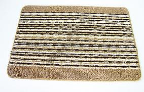 Придверні килимок 40х60 см Гекилдес Смужка