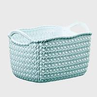 Корзина для хранения Knit Tuffex 7,5 л TP-4203-3 мятный #PO