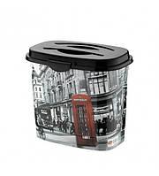 Емкость для стирального порошка Elif Лондон 7 л 389-9 #PO