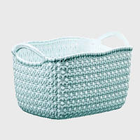 Корзина для хранения Knit Tuffex 4 л TP-4202-3 мятный #PO
