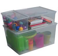 Емкость для хранения вещей - Алеана Евро 17,5 л #PO, фото 1