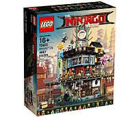 The Lego Ninjago Movie Ниндзяго Сіті 70620
