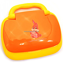 Дитячий навчальний ноутбук «Країна іграшок», 6 режимів, музичний 22*5*21 см PL-719-50 (українська мова), фото 6