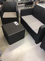 """Комплект садовой мебели для террасы """" Наваро"""" 4 персоны"""