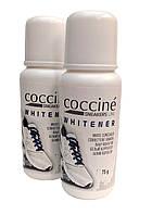 Крем краска жидкая Белая для гладкой кожи Сникерс Лайн Coccine 75мл, фото 1