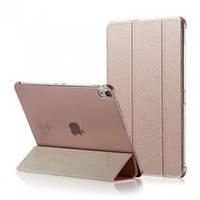 Чехол-книжка на iPad Air 4 10.9 2020 розовое золото