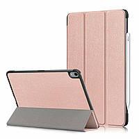 Чехол-книжка на iPad Air 4 10.9 2020 розовый