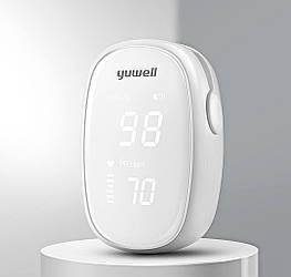 Пульсоксиметр Xiaomi Yuwell (YX102) White измерение уровня кислорода в крови и пульса