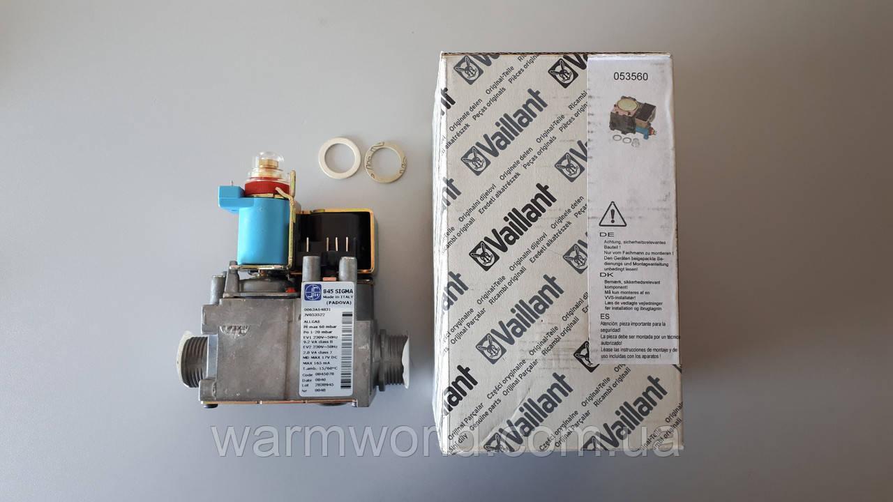 053560 Газовый клапан Max Pro Plus Jaguar Vaillant