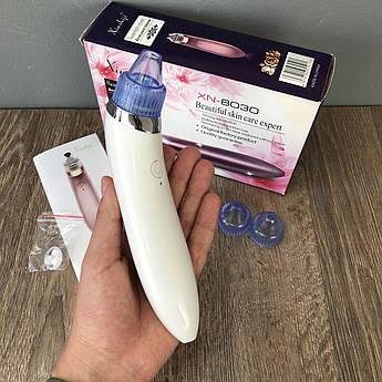 Вакуумний очищувач пір особи Beauty Skin Care Specialist XN-8030 для чищення очищувач прилад від чорних крапок