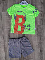 Дитячий костюм 6-18 міс для хлопчиків оптом Туреччина