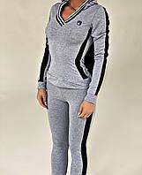 Жіночий стильний костюм прогулянковий, фото 1