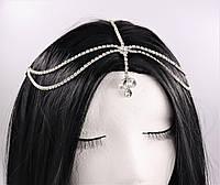 Красивое украшение для девочки (девушки, невесты) серебро №16, фото 1