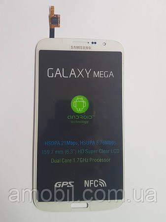 Сенсор Samsung i9200 / i9205 Galaxy Mega 6.3 white orig